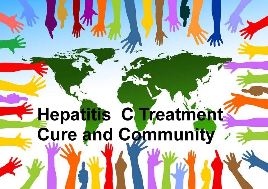 Hepatitis C treatment support on Facebook